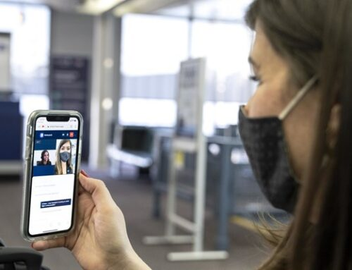United launches on-demand customer service at airports